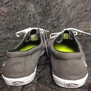 Vans Rata Lo Surf Sliders Hemp Plum Kitten Shoes NWT